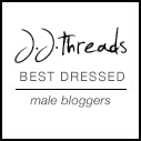 Best Dressed Male Bloggers