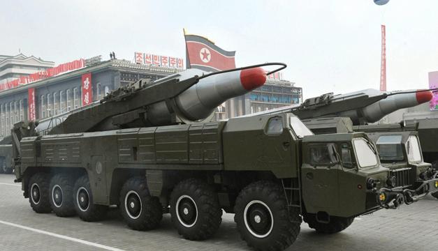 Resultado de imagen de Corea del Norte apuesta por las armas atómicas