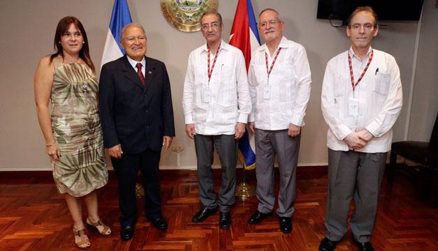 CEREN-CUBA-VENEZUELA