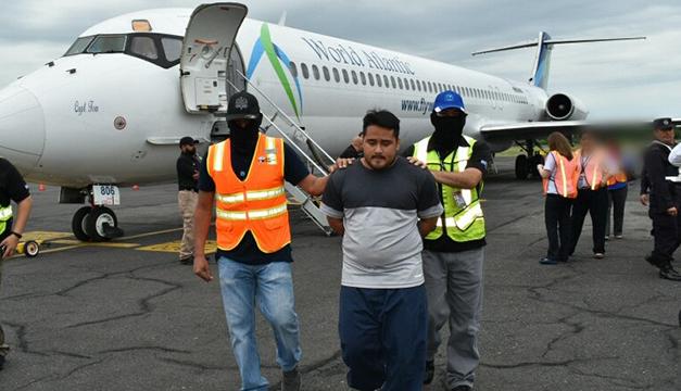 Pandillero-Deportado