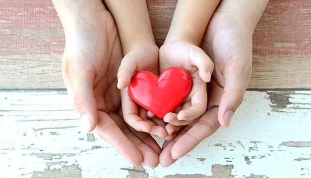 Donacion de sangre corazon