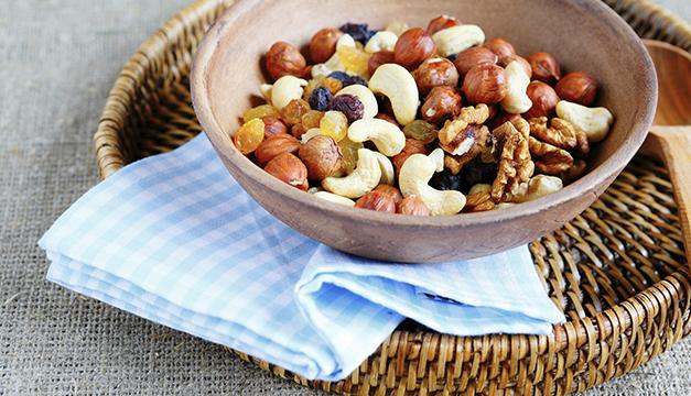 Nutricion semillas
