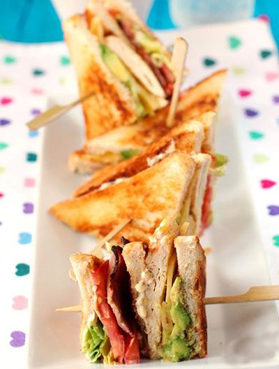 pinchos sandwish