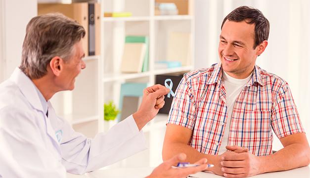 Cancer de prostata hombres diagnostico