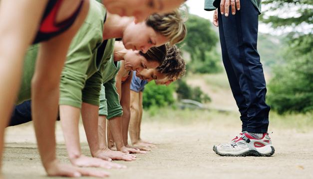 entrenamiento resistencia fitness