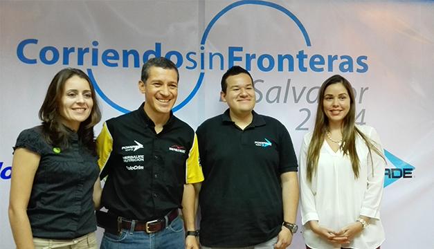 Juan Pablo Galvez patrocinadores corriendo sin fronteras