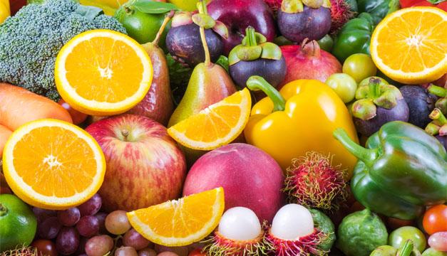 solo frutas