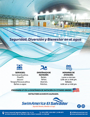 SwimAmerica El Salvador