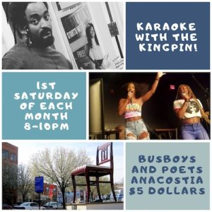 Karaoke Night Hosted by Dwayne B