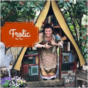 Rise + Rhyme:Featuring:Frolic The Fox 1.27.20