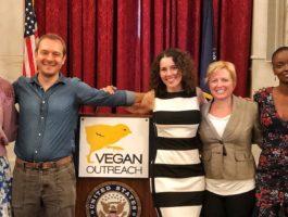 transitioning to vegan