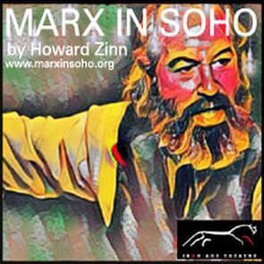 CANCELLED- Busboys and Poets Books presents Marx in Soho