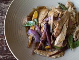 Vegan Chicken Stir Fry