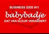business-idee-babybadje-kleur