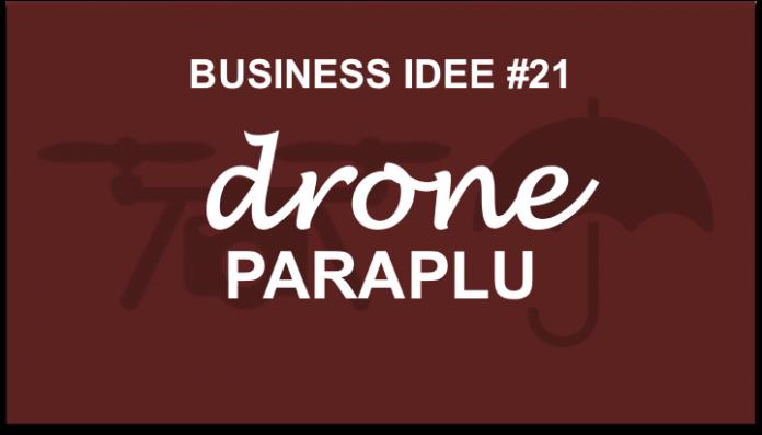 business-idee-drone-paraplu