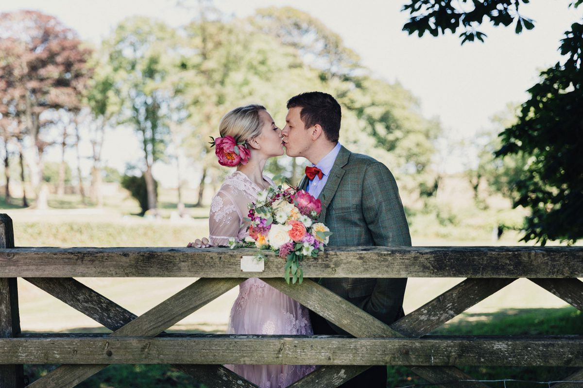 Wedding Photography_Tredudwell Manor_bride and groom