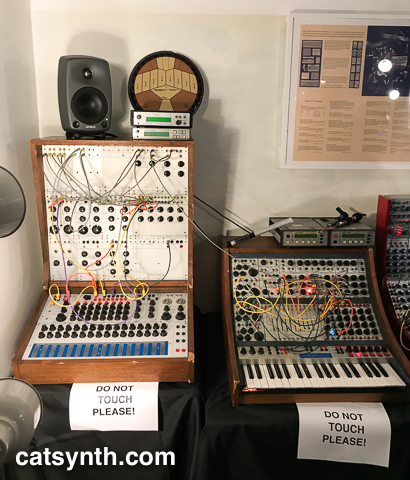 Buchla 100 and 200 series