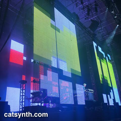 LED light patterns