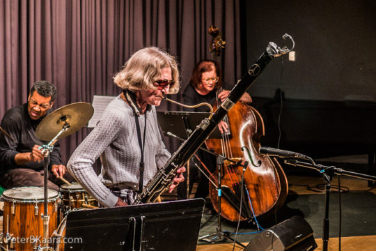 Karen Borca trio