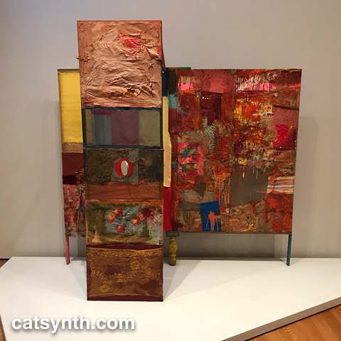 Robert Rauschenberg and Jasper Johns. Minutiae