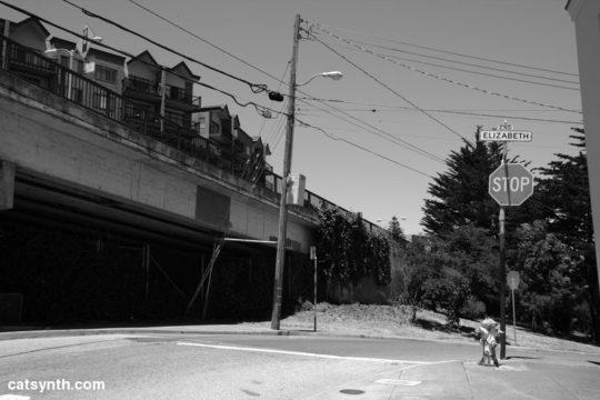 Elizabeth Street, San Francisco
