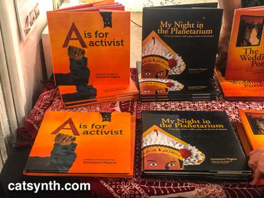 Innosanto Nagara books