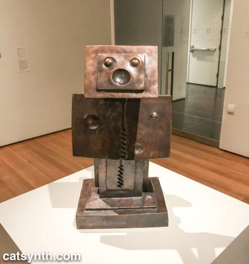 Max Ernst Sculpture