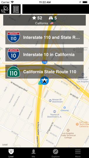 Highway☆ Map Mode