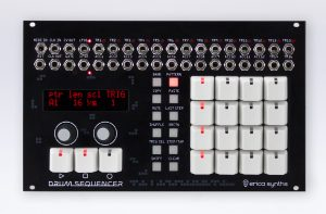 Erica Synths drum sequencer