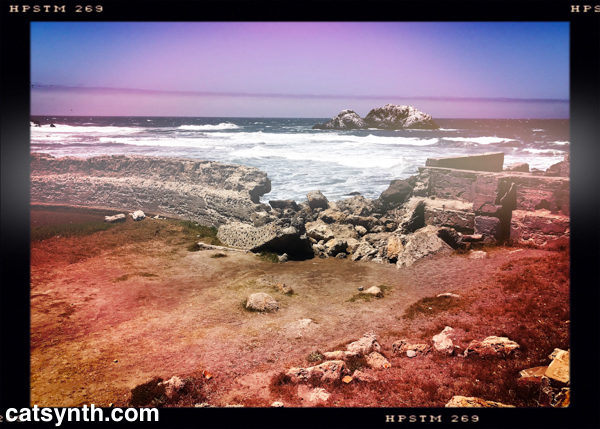 Wordless Wednesday: Sutro Baths Ruins at Lands End