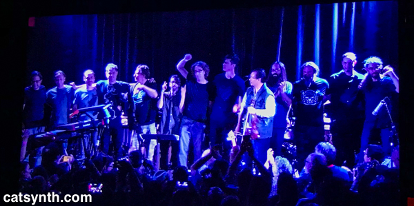 All together with John Zorn
