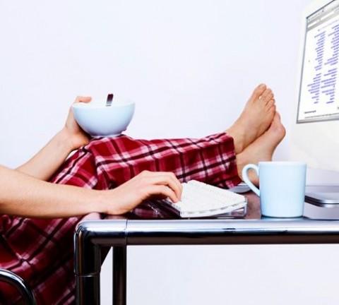 Encontrar trabajo desde casa