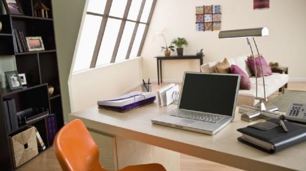 C mo crear tu propia oficina en casa 5 pasos for Una cenicienta en la oficina