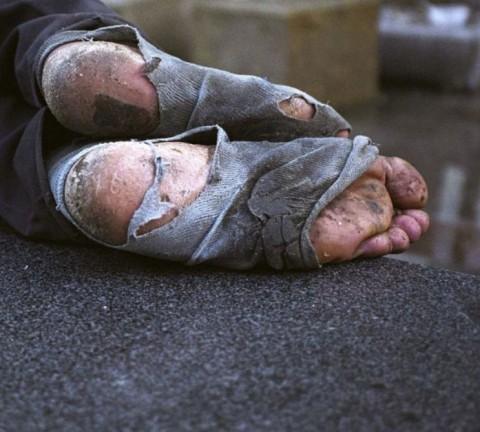 Razones para ser pobre