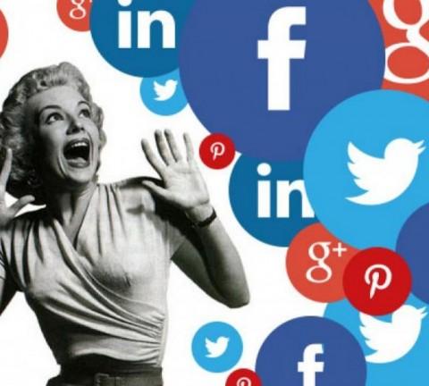 Nadie me sigue en redes sociales