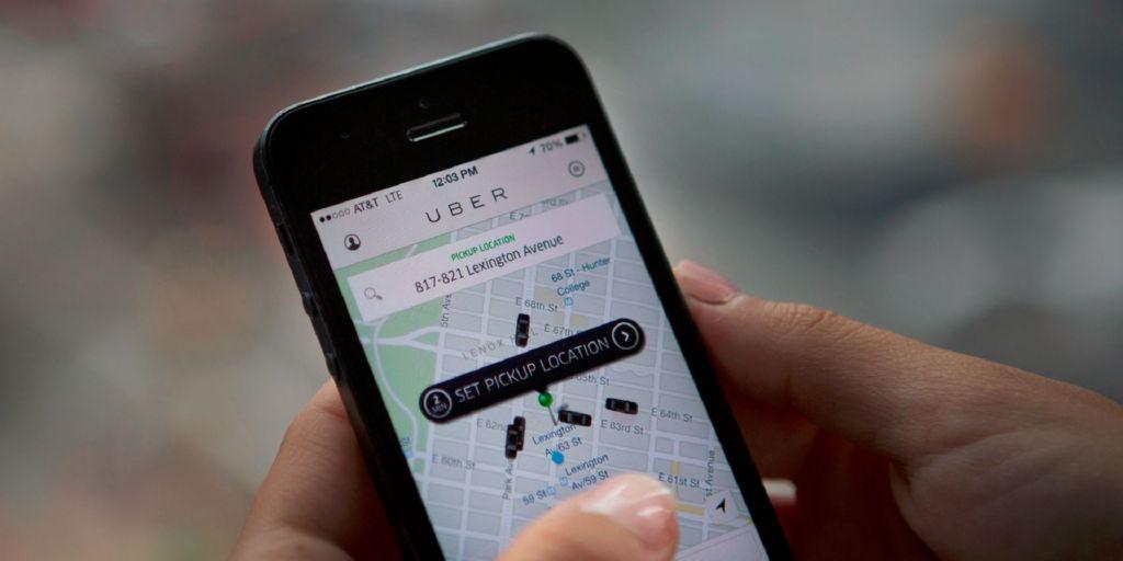 Chófer de Uber