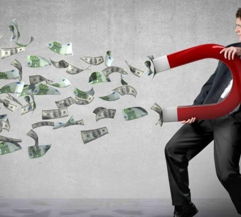 ley de la atraccion del dinero