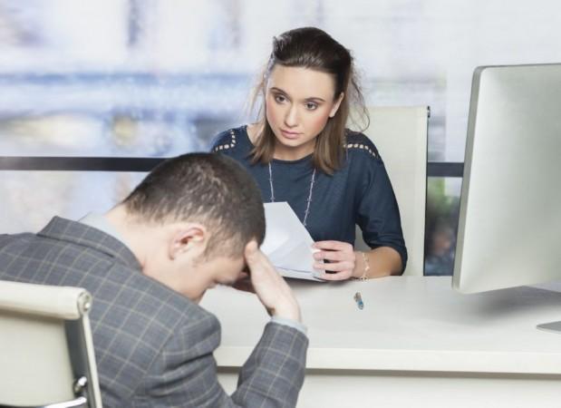 Debilidades en una entrevista de trabajo