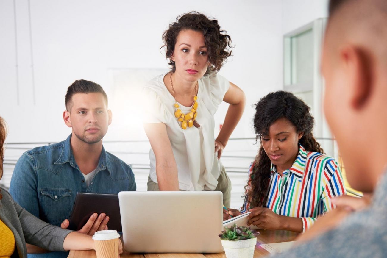 como dirigir un equipo de trabajo