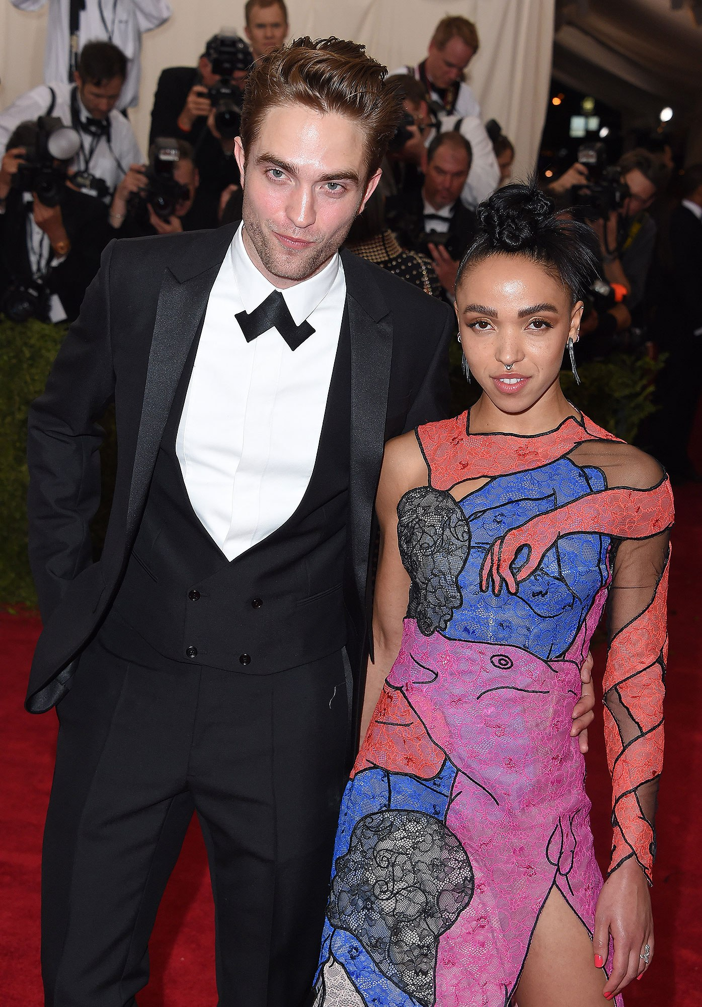 Robert Pattinson and FKA Twigs Split. Might Get Back Together?