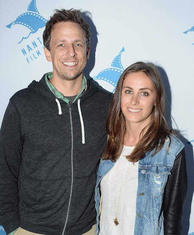 Seth Meyers's Wife Wiki: 4 Facts To Know About Alexi Ashe