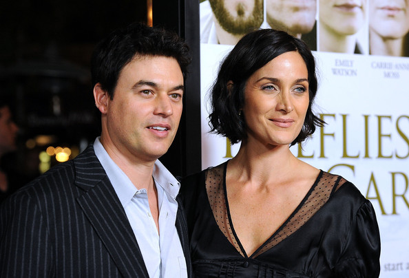 Steven Roy Wiki: 5 Facts To Know About Carrie-Anne Moss's Husband