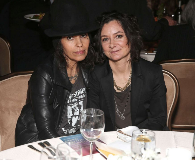 Linda Perry Wiki: Everything To Know About Sara Gilbert's Husband
