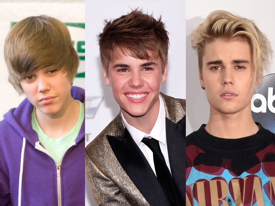 Justin Bieber Hairstyle: Men's Haircuts Inspired By Bieber