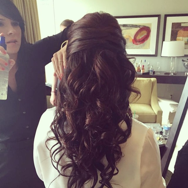 Romantic And Sweet: The Best Wedding Hairstyles For Long Hair