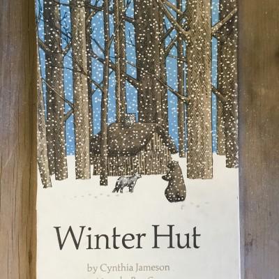 Winter Hunt Book Journal