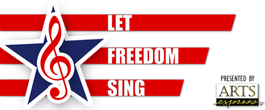 Arts Express Let Freedom Sing