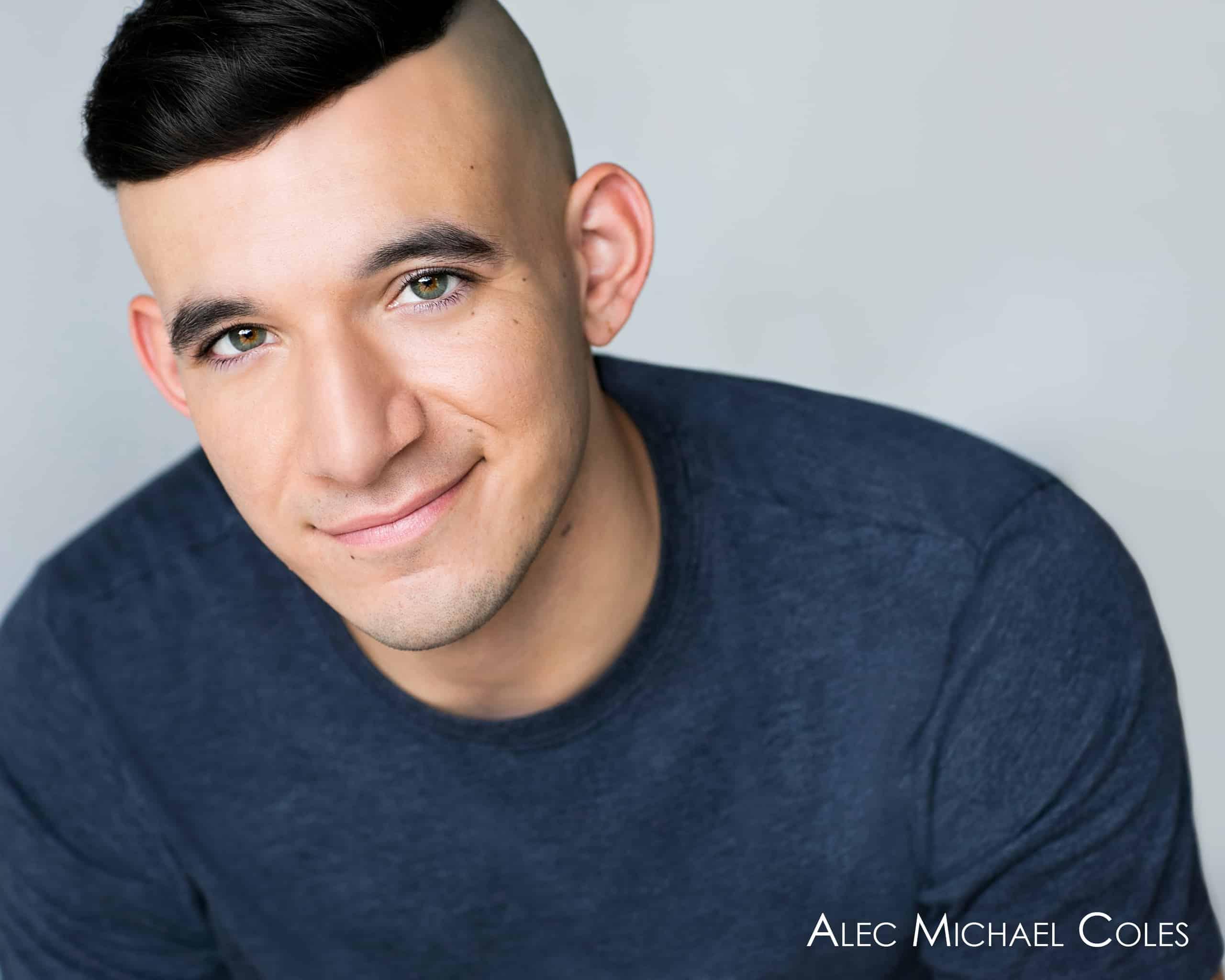Alec Michael Coles
