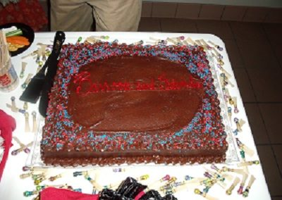 bassoon-cake