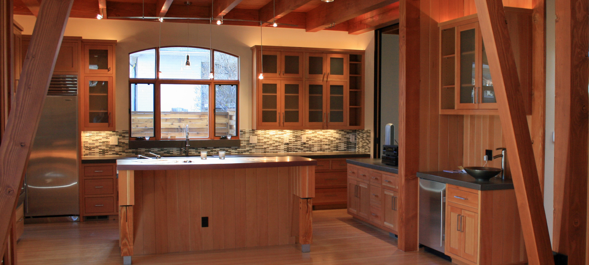 Denver Wood Kitchen